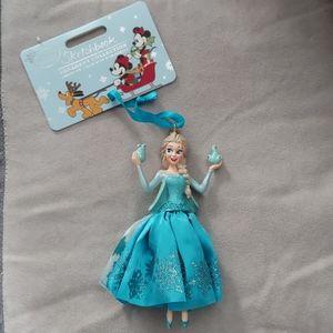 Disney Elsa Ornament